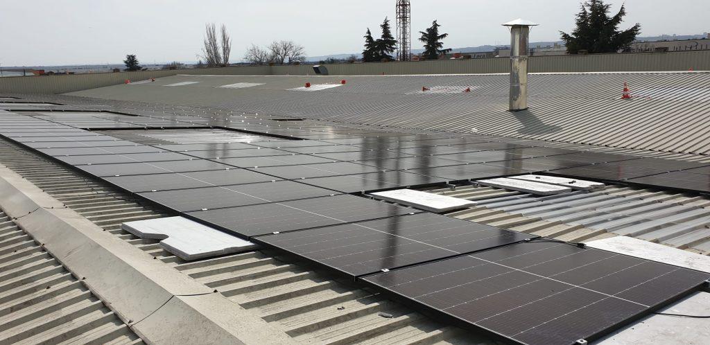 Placas Solares Grupo Panorama